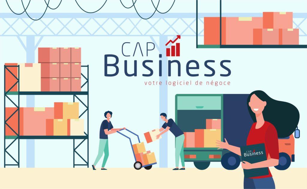 Cap Business - logiciel de négoce